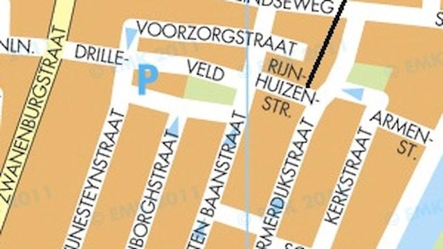 Rijnhuizenstraat 1 + 1A