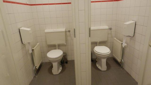 Toiletgroep dames