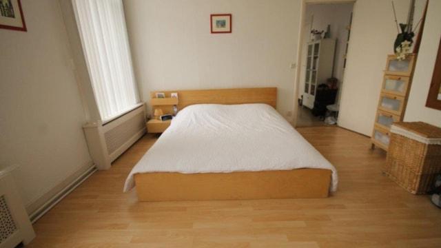 Koningin Emmakade 59 - slaapkamer
