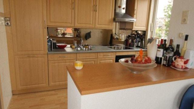 Koningin Emmakade 59 II - keuken