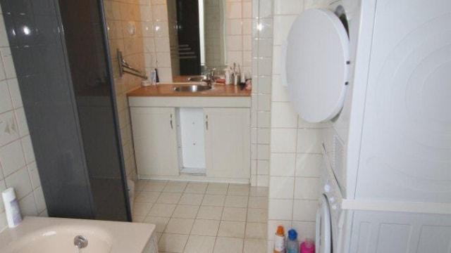 Koningin Emmakade 59 II - badkamer 9