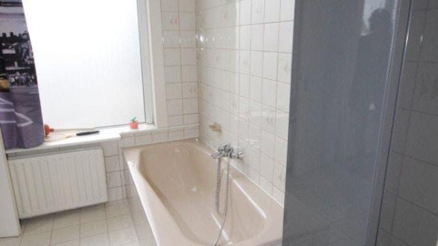 Koningin Emmakade 59 II - badkamer