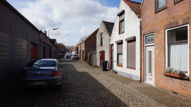 Aardenburg, Korte dreefje 4