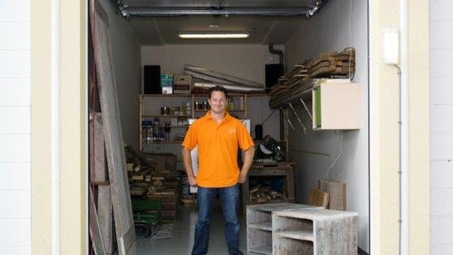 beleggingspand GaragePark Den Haag