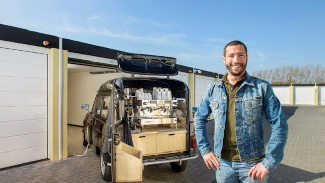 belegging GaragePark Den Haag
