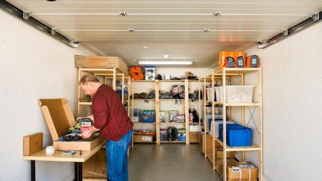 beleggingspanden GaragePark Den Haag