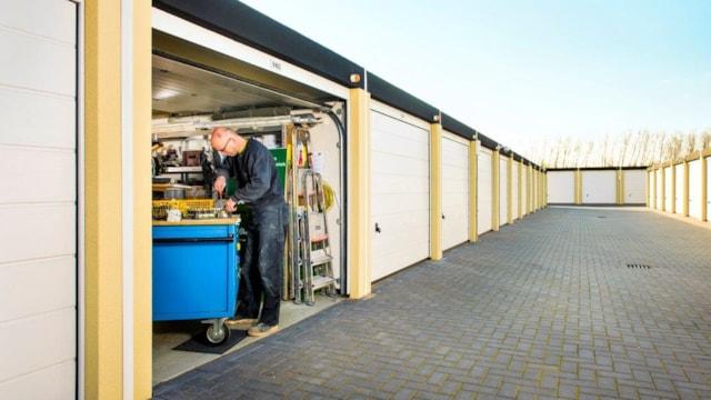 beleggingsobject GaragePark Den Haag