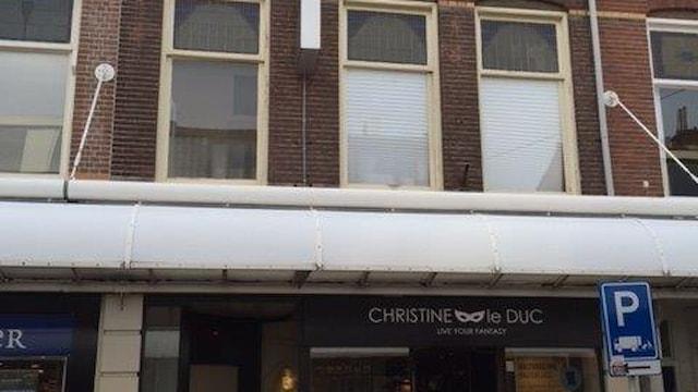 winkelpand Haarlem