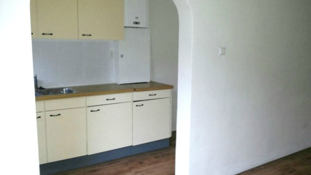 Doorloop woonkamer - keuken