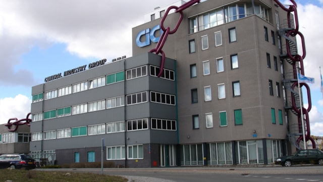 Beleggingspand Groningen