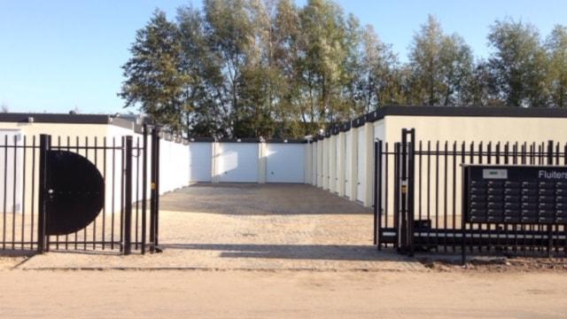 belegging garageboxen Zoetermeer