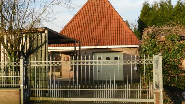 Entree woonhuis