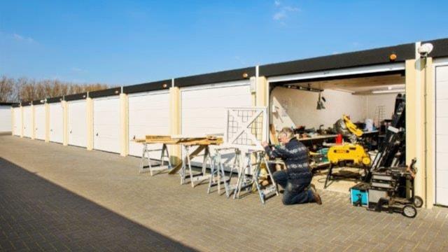beleggen pand Garagepark Tiel