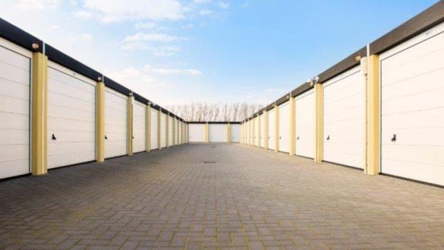 beleggingen objecten Garagepark Tiel
