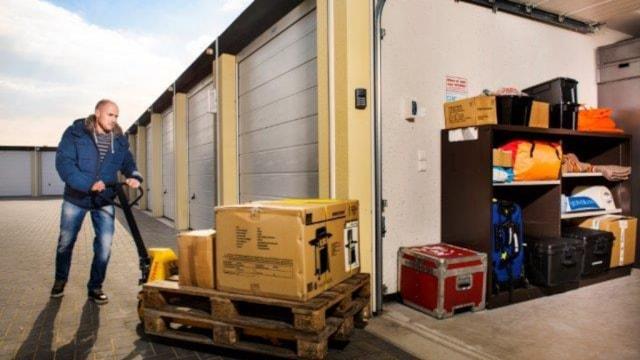 belegging pand Garagepark Tiel