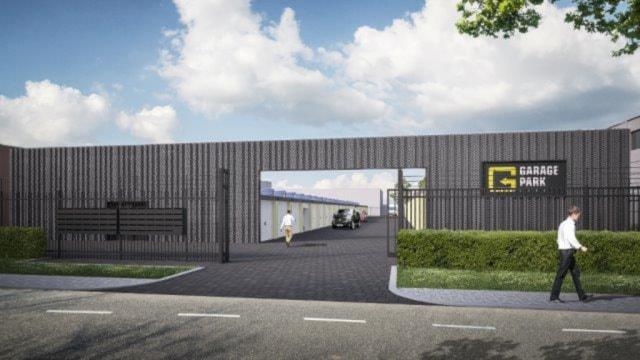 belegging Garagepark Tiel