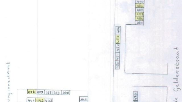 Bellevuestraat ongenummerd