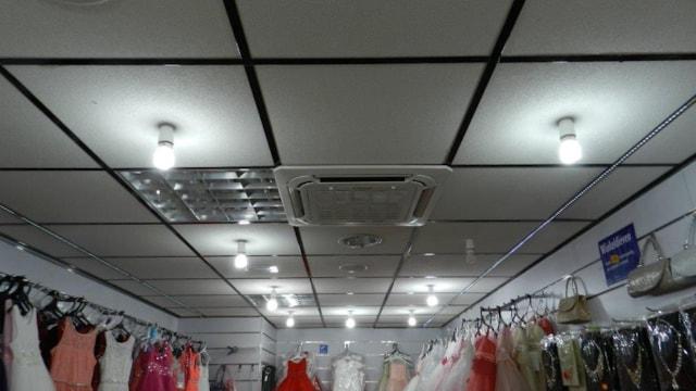 beleggen vastgoed - plafond binnenzijde
