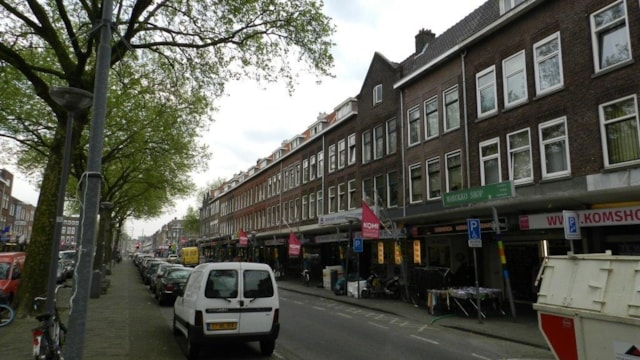 winkelbelegging Rotterdam