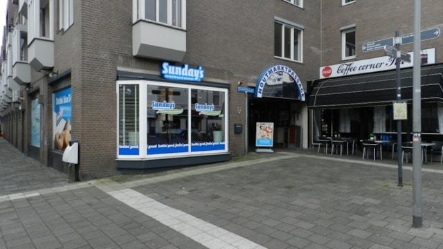 Houtmarktpassage 32-36