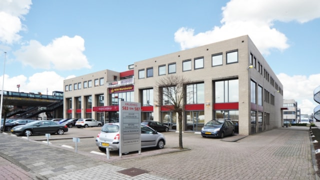 Beleggingspand Hoofddorp