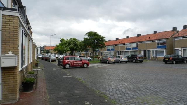 Van Reysstraat 43, 43a, 43b, 43c, 45 en 45a