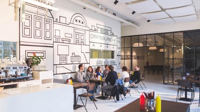 Café Carte Blanche
