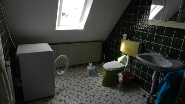 Gezamenlijke badkamer