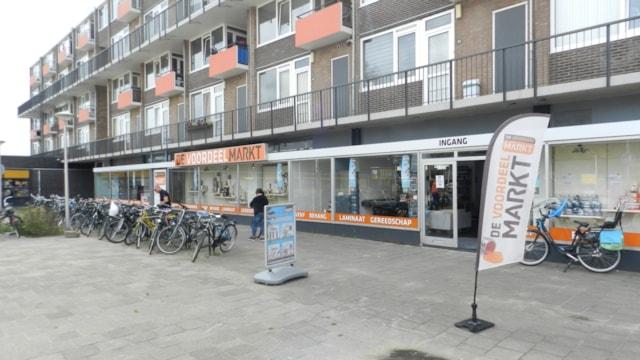 Einsteinstraat 153 - 155 en St. Jacobslaan 438, 440 en 442