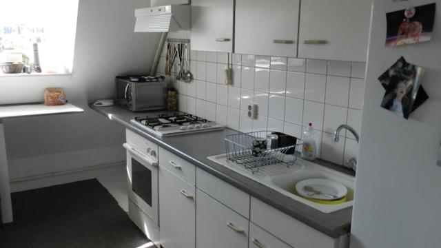 Derde verdieping - keuken