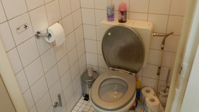 Derde verdieping - toilet