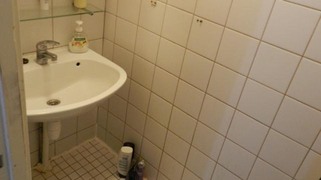 Eerste verdieping - badkamer
