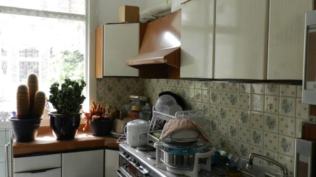 Eerste verdieping - keuken