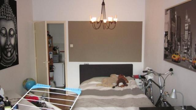 Tweede verdieping - slaapkamer