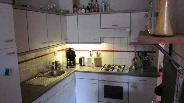 Tweede verdieping - keuken