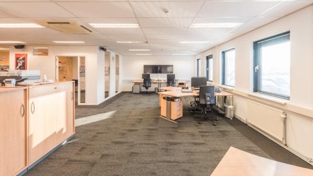Stabiele kantoorbelegging