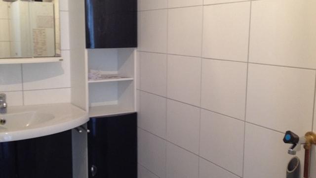 Begane grond - badkamer