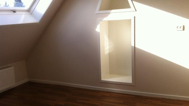 Zolder - slaapkamer
