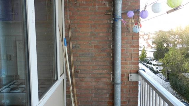 Marie Curielaan 12 - balkon voorzijde