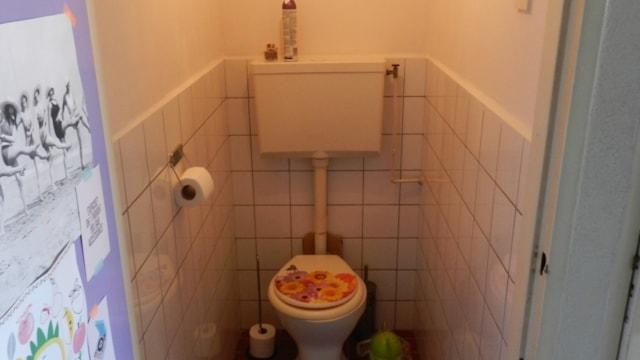 Marie Curielaan 12 - toilet