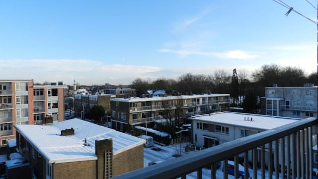 Marie Curielaan 16 - balkon voorzijde