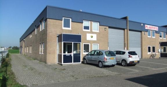 Verkocht: Bedrijfspand in Enkhuizen