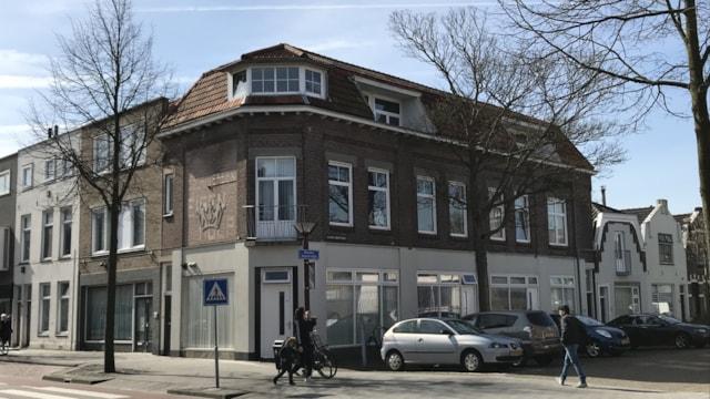 Scheldestraat, Bouwen Ewoutstraat & Singel