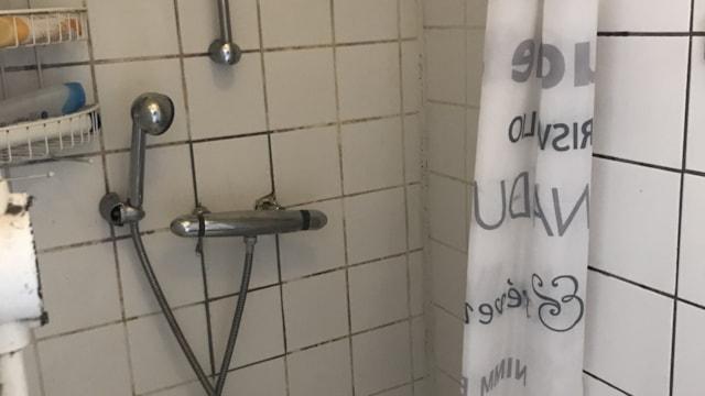 3e etage douche