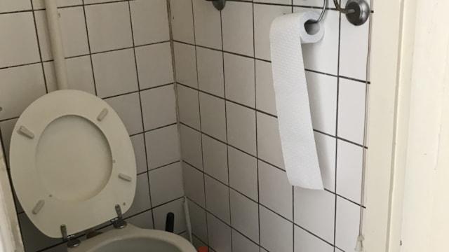 3e etage toilet