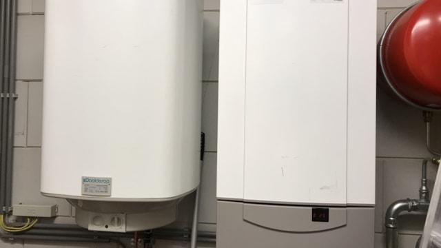 Ketel + boiler
