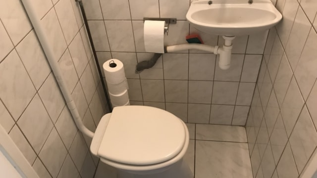 Appartement 68a - toilet