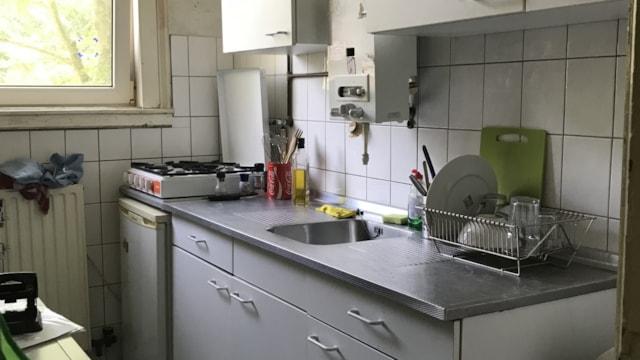 Appartement 68b1 - 1e keuken