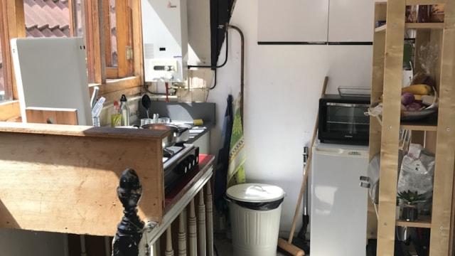 Appartement 68 b1 - keuken