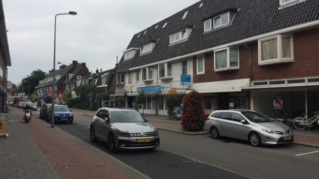 Koninginneweg 68, 68A & 68B